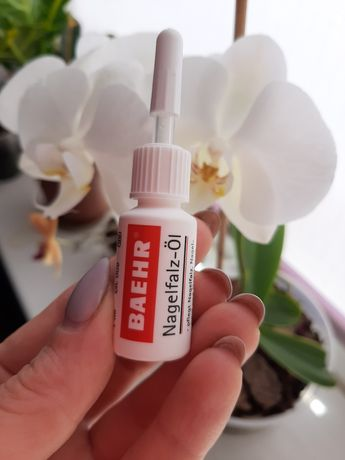 Масло Baehr(Баер) для ногтей кутикулы от онихолизиса востанавливающее