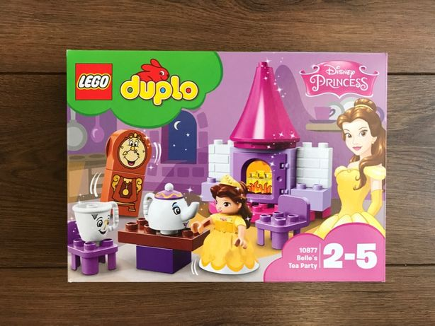 LEGO Duplo 10877 Herbatka u Belli - NOWE