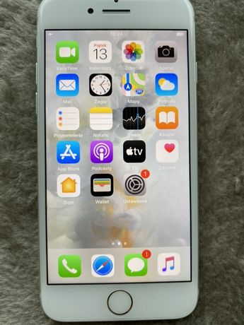 iPhone 7 256GB srebrny