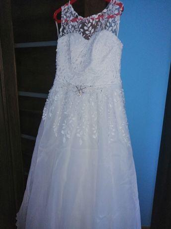 Suknia ślubna Aspena