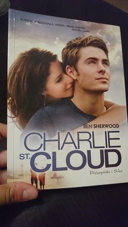 """Książka dla młodzieży """"Charlie St. Cloud"""", Ben Sherwood, 2010"""