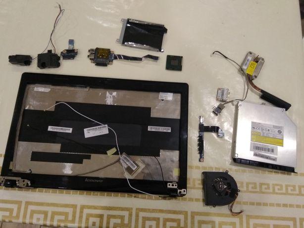 Остатки ноутбука Lenovo G570