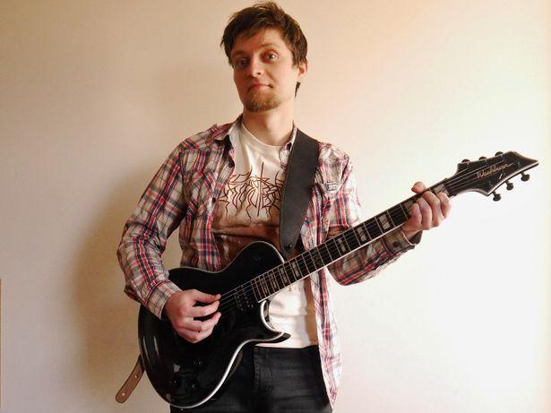 Gitara elektryczna / basowa dla początkujących - nauka gry - Online!