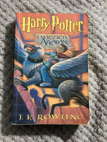 Harry Potter i Więzień Azkabanu, Rowling