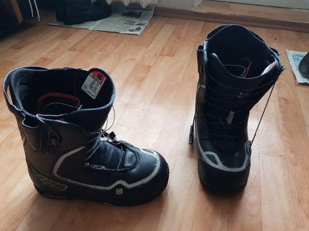 Ботинки Burton Driver X (46 размер)