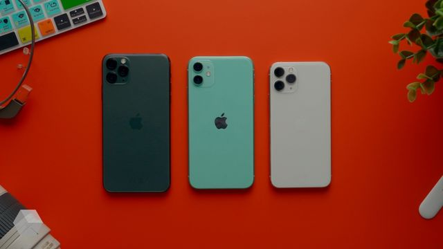 Apple iPhone 11 PRO 11 Pro MAX 64 256 512 GB Space Grey Midnight Green