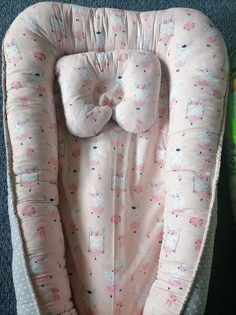 Супер цена! кокон,гнездышко,позиционер для новорожденного+ подарок