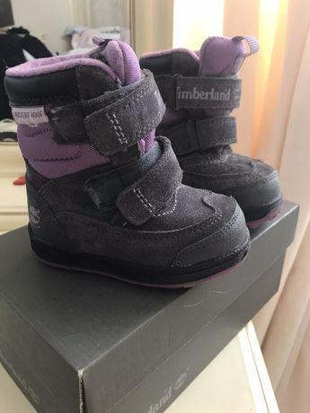 Термо ботинки Timberland