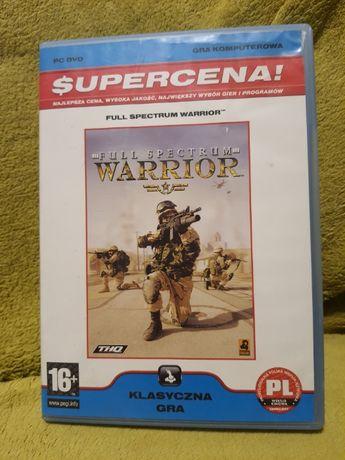 Gra komputerowa Full Spectrum Warrior PC DVD