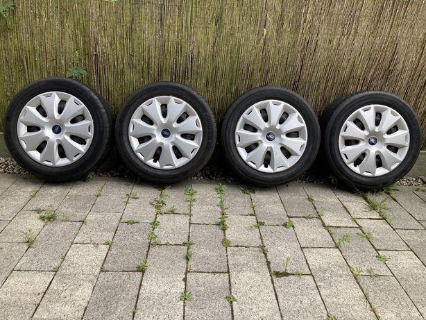 Zestaw kół Ford Focus mk3, letnie, OPONY, FELGI, KOŁPAKI