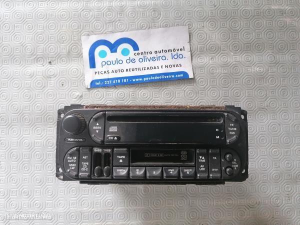Rádio Jeep Grand Cherokee Ii (Wj, Wg)