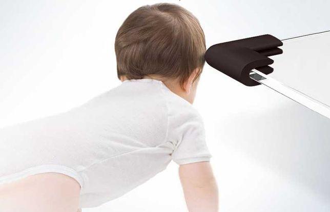 Комплект защитных уголков для стекла,мебели ,дети