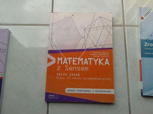 Matematyka z sensem zbiór zadań 3