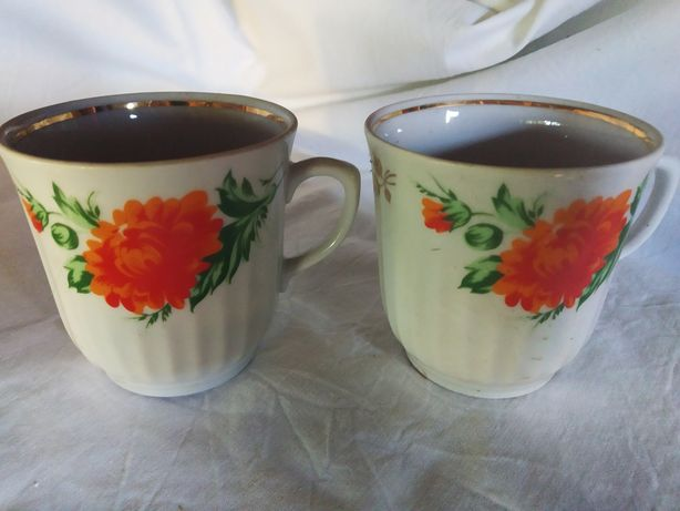 Чашки советские новые