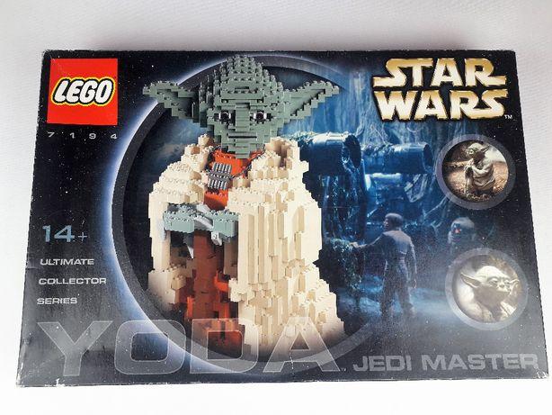 Lego Star Wars 7194 Yoda UCS UNIKAT