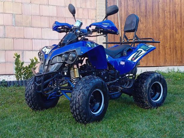 Quad 125cc 3+1 (zadbany)