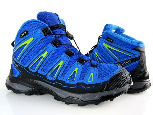 Salomon GORE-TEX buty teren Trekking r 37 -150zł TANIEJ
