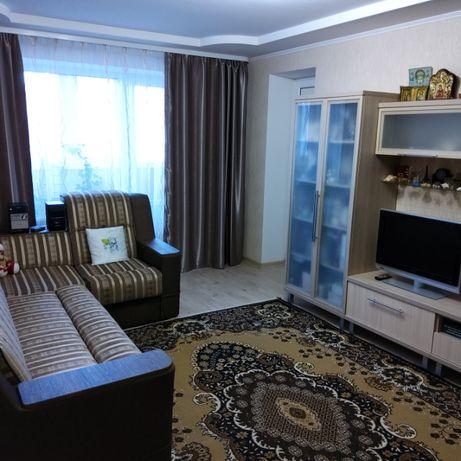 3-х комнатная квартира, чешка, улучшенной планировки.