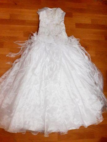 Свадебное платье размер S, 42/44