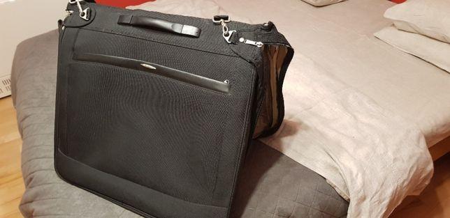 pokrowiec walizka na garnitur