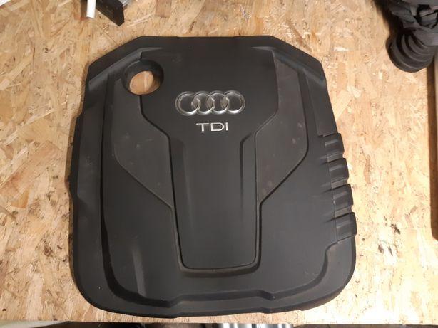Audi A6 C7 A4 B8 osłona pokrywa silnika 2.0 diesel
