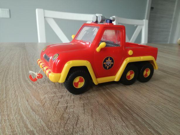 Zabawka auto strażaka Sama