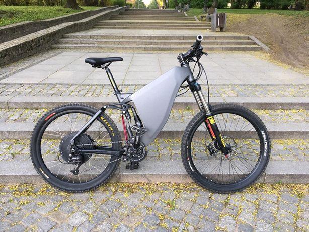 E-bike rower elektryczny full 48v 2kW