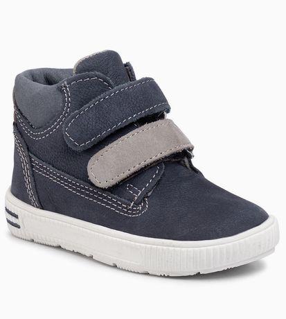 Buty dziecięce skórzane na jesień