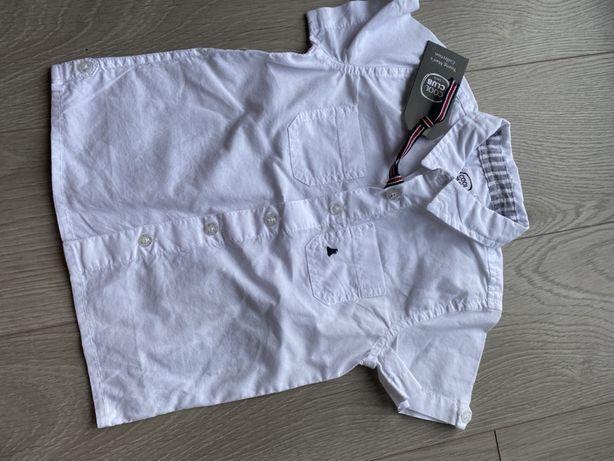 Koszula niemowlęce r80