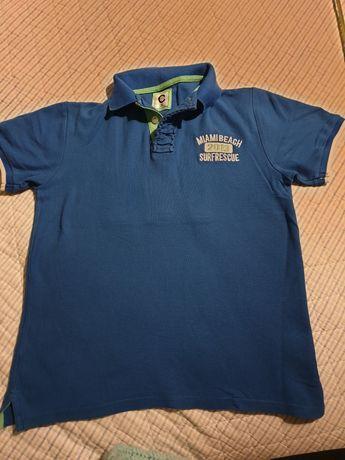 Bluzeczka polo cubus 146