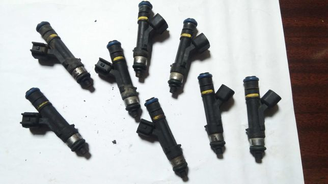 8шт топливные форсунки FORD F 5.4L 7C3Z-9F593-A, 0280158138, 7C3E-AB