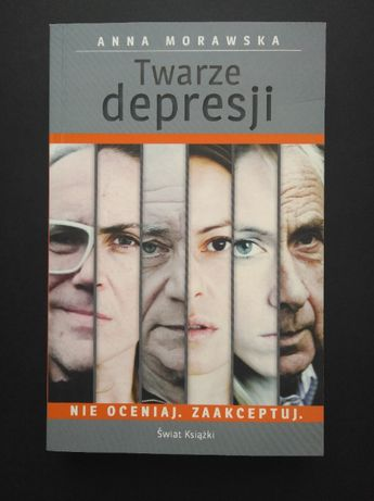Twarze depresji Anna Morawska