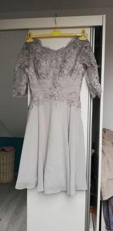 suknia na studniówkę tańca wesele