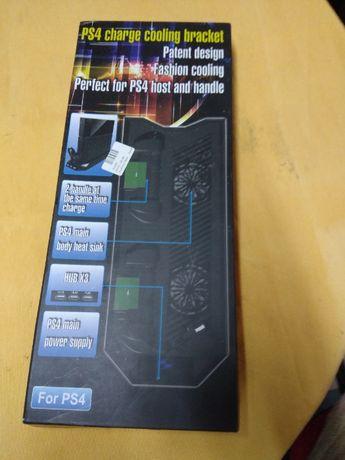 PS 4 Charge cooling bracket. ( novo em caixa.)