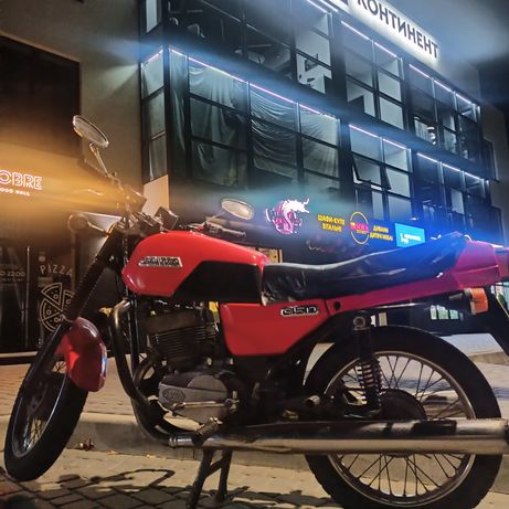 легенда Jawa ява 638