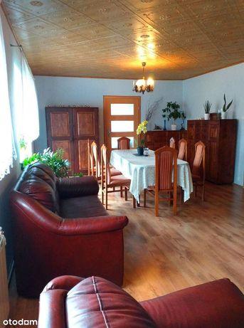 Dom 110 m2 na pięknej dużej działce/rezerwacja
