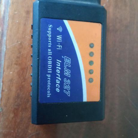 k-line адаптер ELM 237 wi-fi