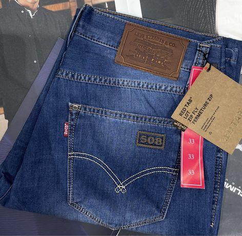 New!!!стильні чоловічі джинси Levis 508)
