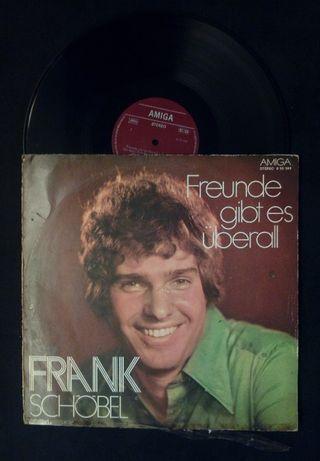 """Winyl Frank Schöbel - """"Freunde gibt es überall"""""""