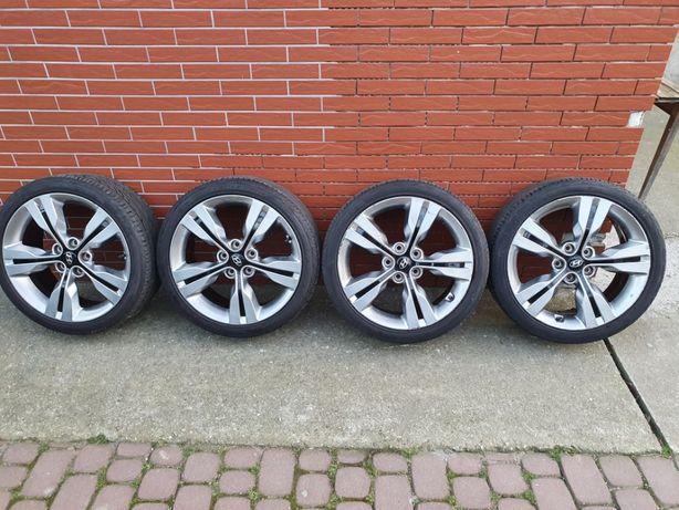 Felgi aluminiowe Hyundai R18 5x114.3