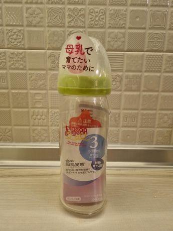 Стеклянная бутылочка Pigeon - новая