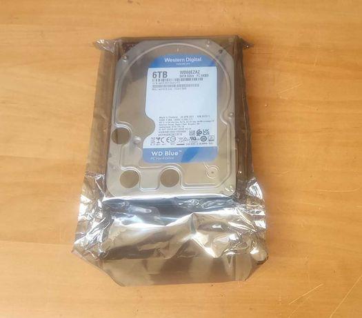 """жесткий диск HDD WD 6TB 5400 RPM, SATA 6 Gb/s, 256 MB , 3.5"""""""