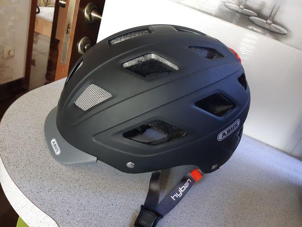 Шлем - велошлем . ABUS