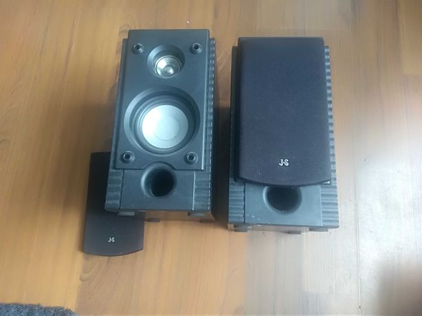 Kolumny głośniki JS drewniane