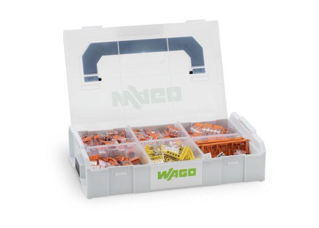 Zestaw złączek instalacyjnych; L-BOXX Mini WAGO 887-955