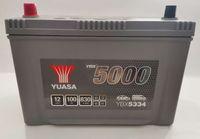 Akumulator YUASA YBX5334 Promocja! 100Ah