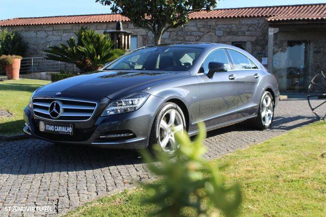 Mercedes-Benz CLS 250 CDi BlueEfficiency