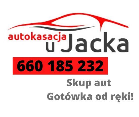 Skup aut / Złomowanie pojazdów / skup wszystkich samochodów Lipno