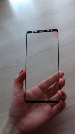 Захисне скло на телефон Samsung Note 8