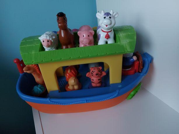 Arka Noego z dumel